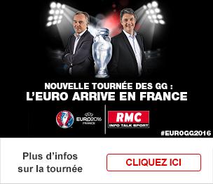 Nouvelle tournée des GG… L'Euro arrive en France #EuroGG2016