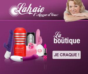 Lahaie, l'Amour & Vous - Boutique Brigitte Lahaie