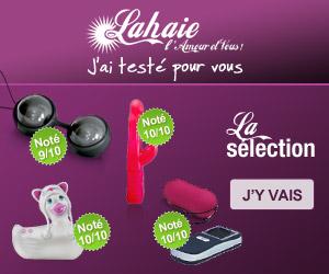 Lahaie, l'Amour & Vous - Boutique Sélection Brigitte Lahaie