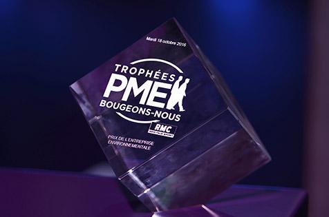 La 8ème edition des trophées PME Bougeons-Nous. Les premières sélections commencent en août !