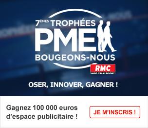 Inscriptions aux Trophées PME Bougeons-Nous