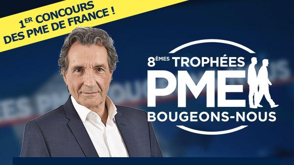 Inscrivez-vous aux Trophées PME Bougeons-Nous 8ème édition!