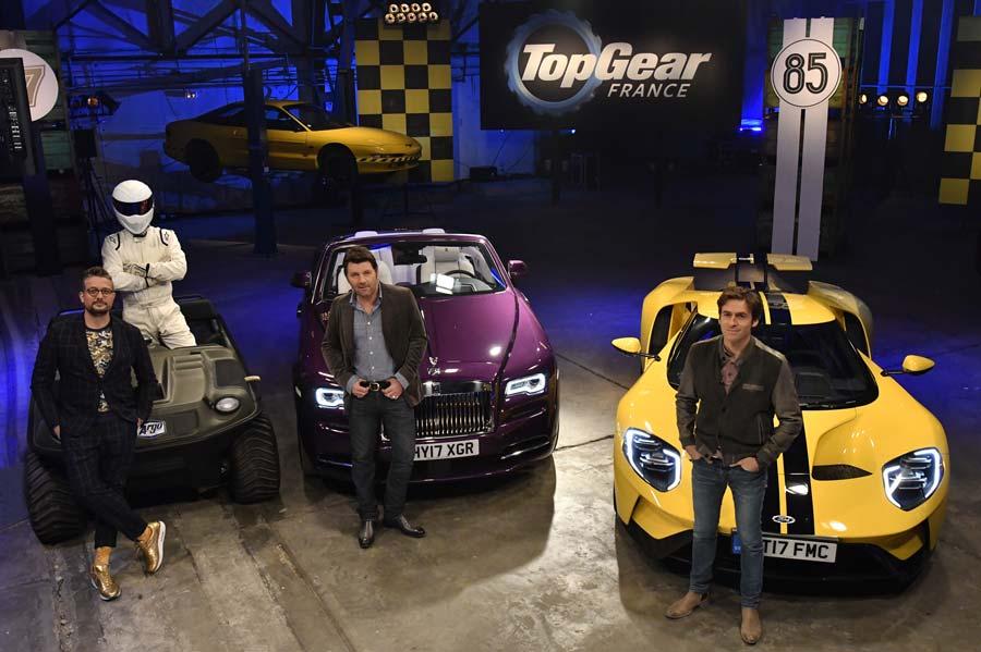 La Dream Team - Top Gear France