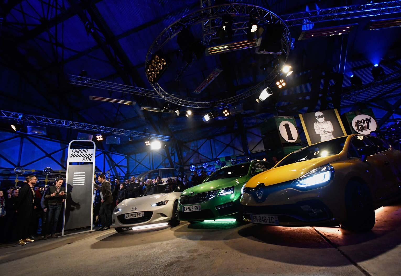 La Dream Team Top Gear France