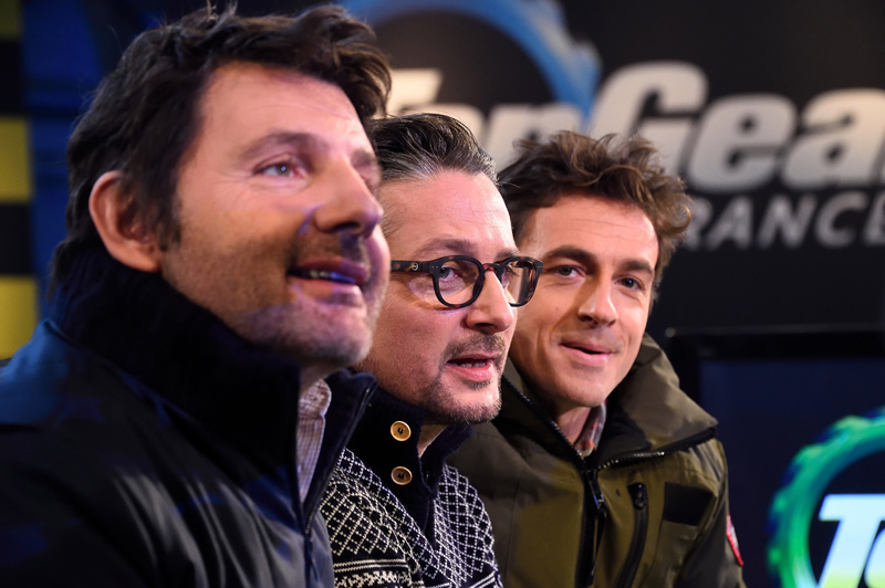 La Dream Team Top Gear France