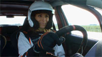 Laury Thilleman - Top Gear France