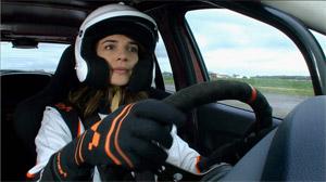 Ornella Fleury - Top Gear France