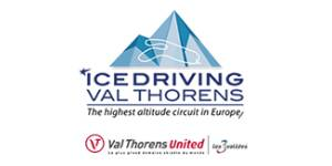 Val Thorens ice driving
