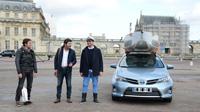 S01 Ep2 : La traversée de Paris - Top Gear France