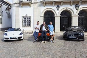 S03 Ep2 : Le permis cascade - niveau expert - Top Gear France