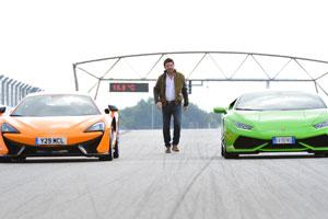 S03 Ep3 : Philippe prend un cours de pilotage avec Jacques Lafitte - Top Gear France