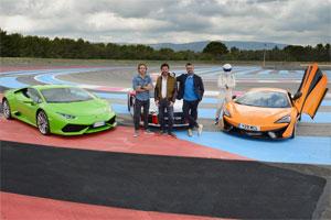S03 Ep 4 : Supercars au Castelet - Top Gear France