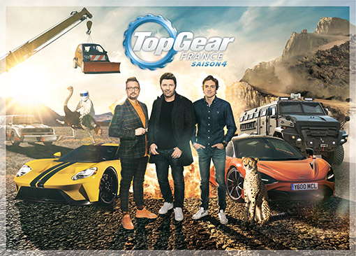 Top Gear France Saison 4: le trailer
