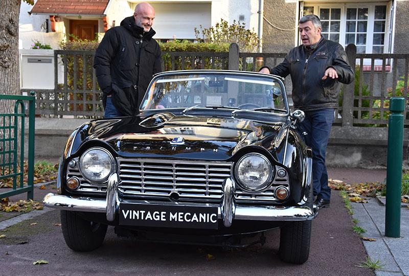 Vintage Mecanic : saison 3